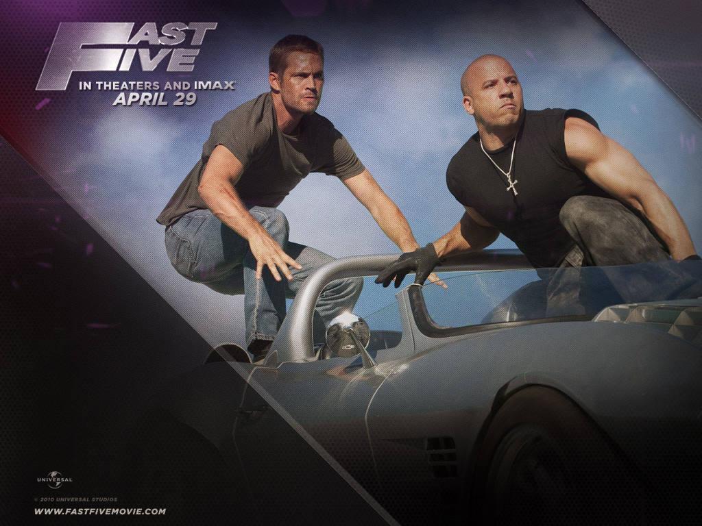 Movies Wallpaper: Fast Five