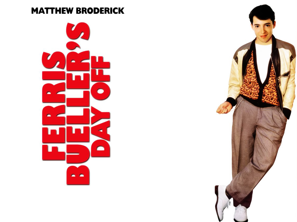 Movies Wallpaper: Ferris Bueller's Day Off