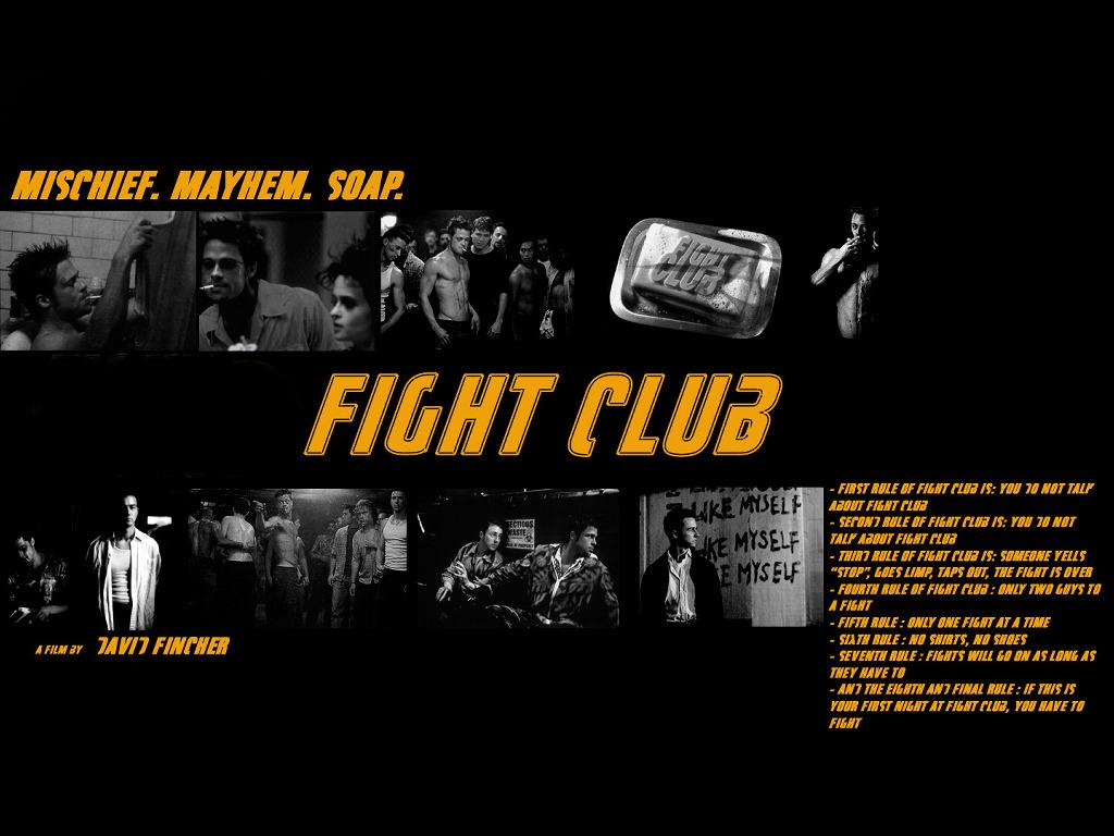 Movies Wallpaper: Fight Club