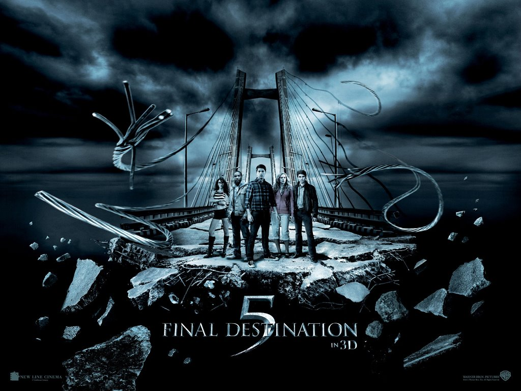 Movies Wallpaper: Final Destination 5