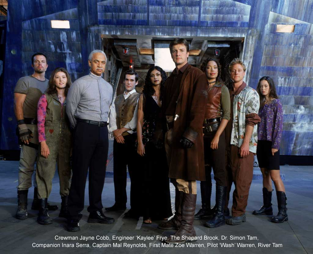 Movies Wallpaper: Firefly