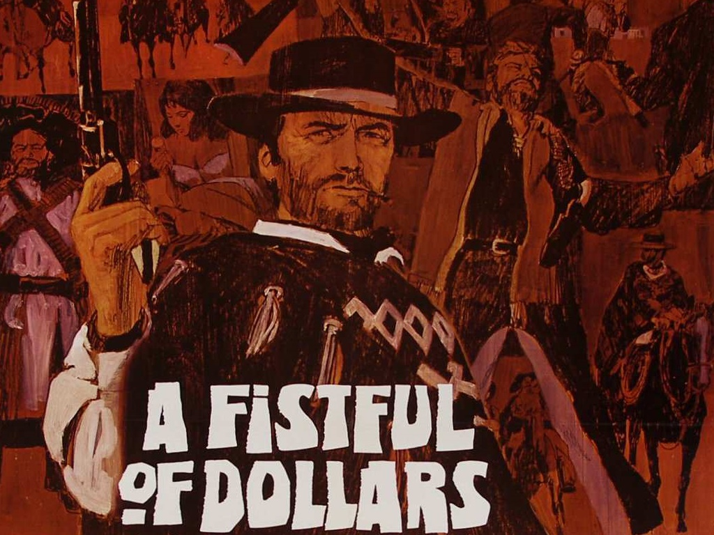 Movies Wallpaper: A Fistful of Dollars