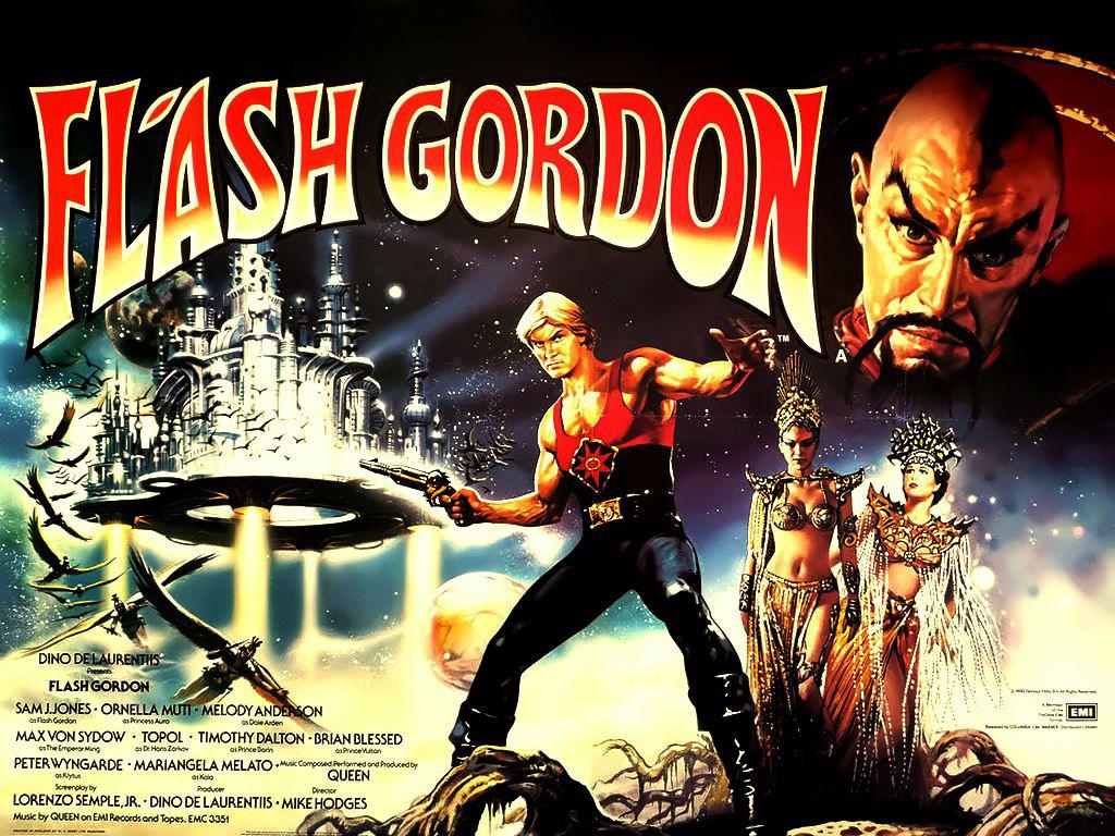 Movies Wallpaper: Flash Gordon