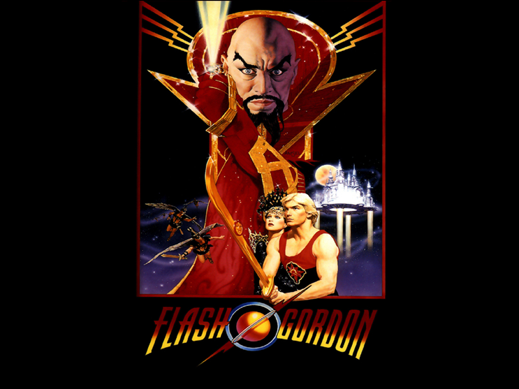 Movies Wallpaper: Flash Gordon