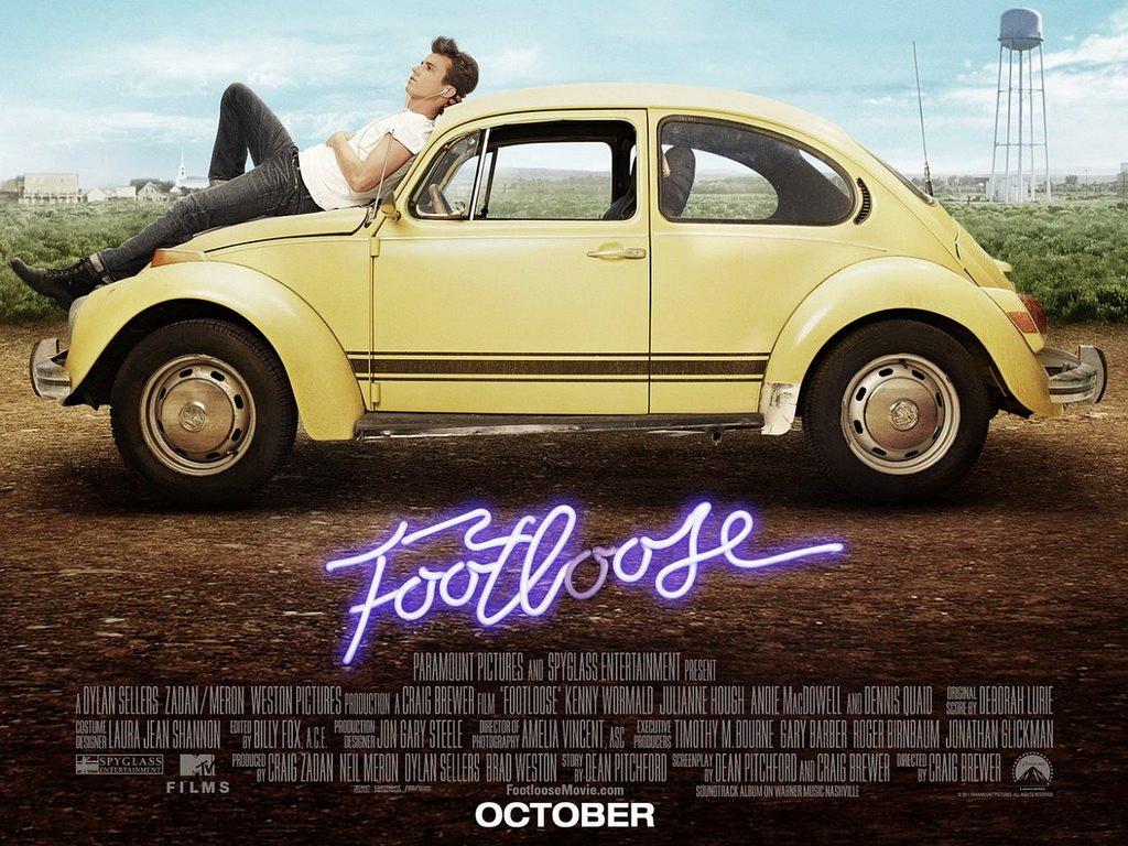 Movies Wallpaper: Footloose