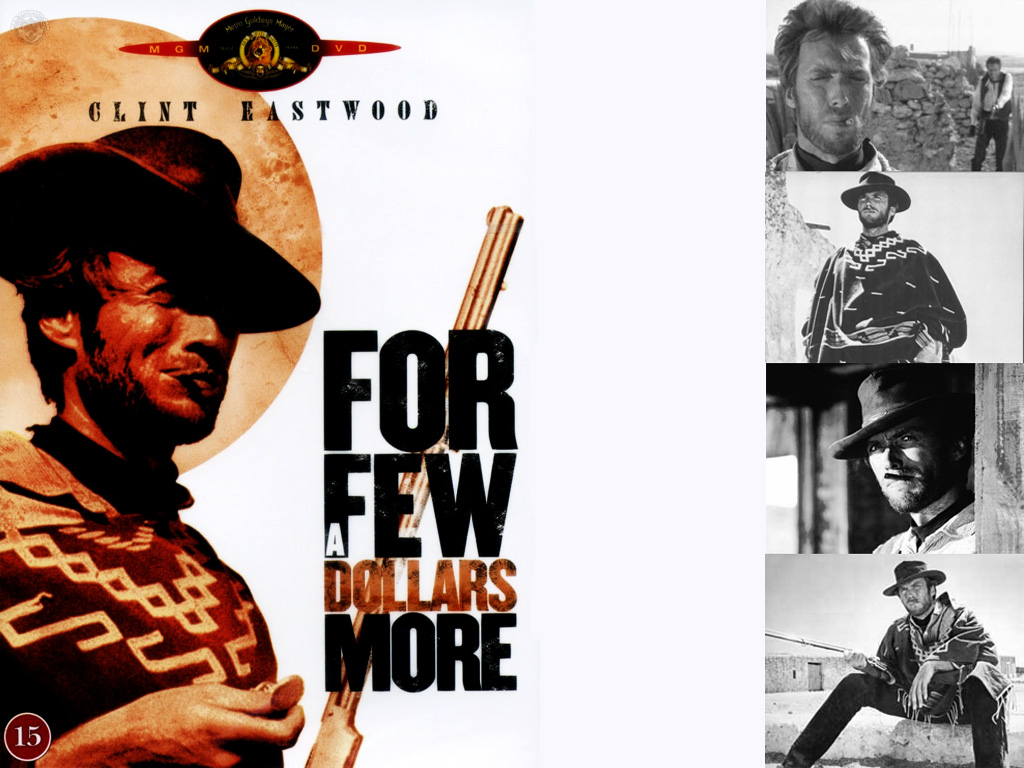 Movies Wallpaper: For a Few Dollars More