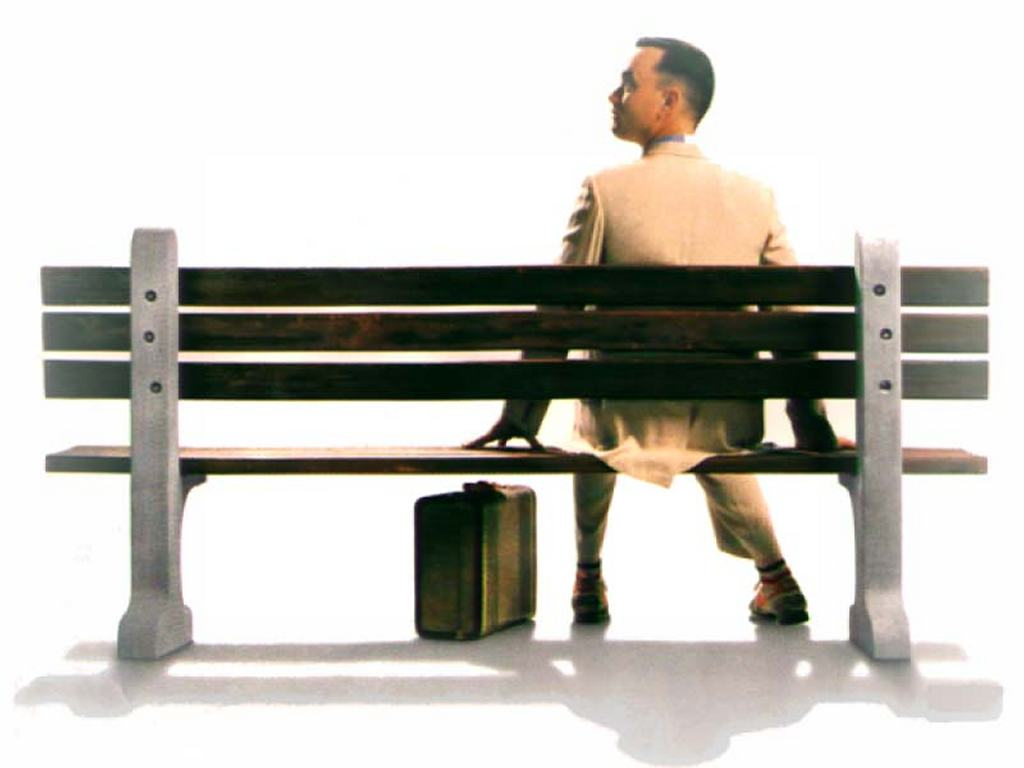 Movies Wallpaper: Forrest Gump