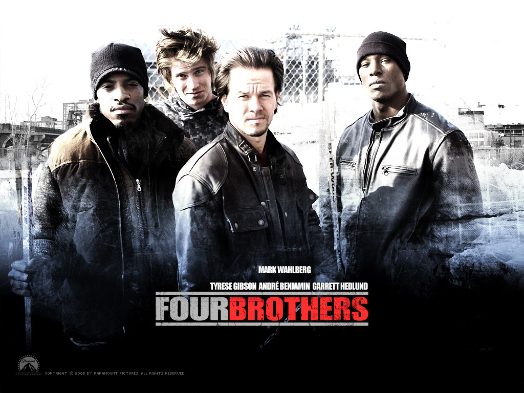 Movies Wallpaper: Four Brothers