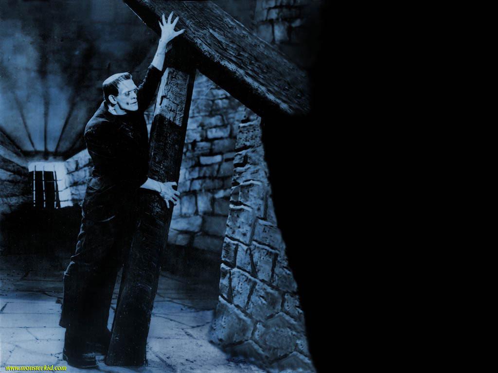 Movies Wallpaper: Frankenstein