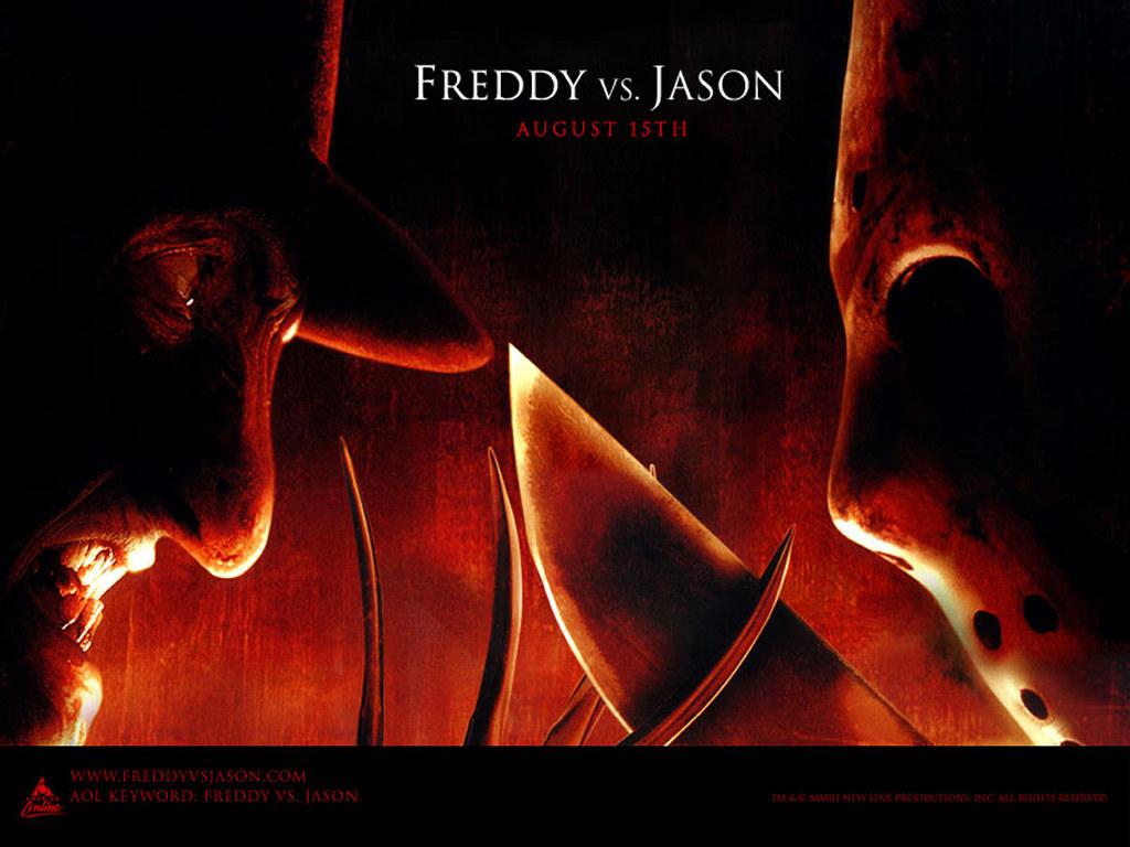 Movies Wallpaper: Freddy vs. Jason