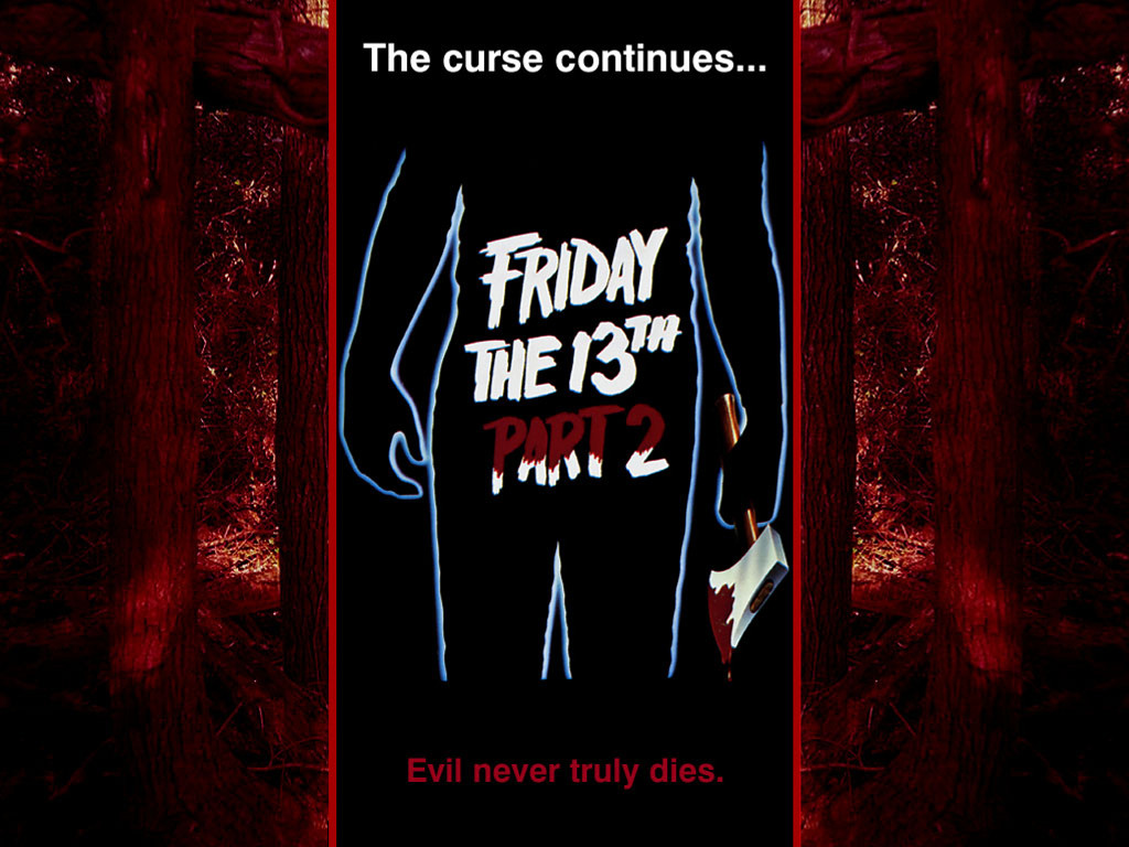 Movies Wallpaper: Friday the 13th - Part 2