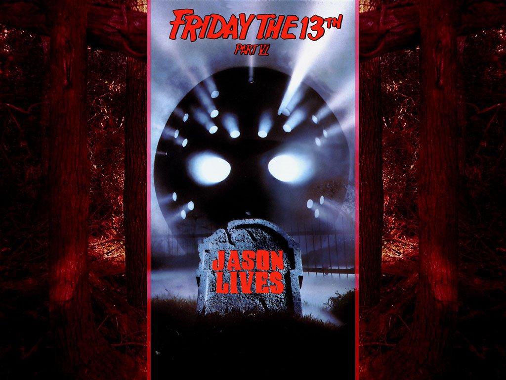 Movies Wallpaper: Friday the 13th Part VI - Jason Lives
