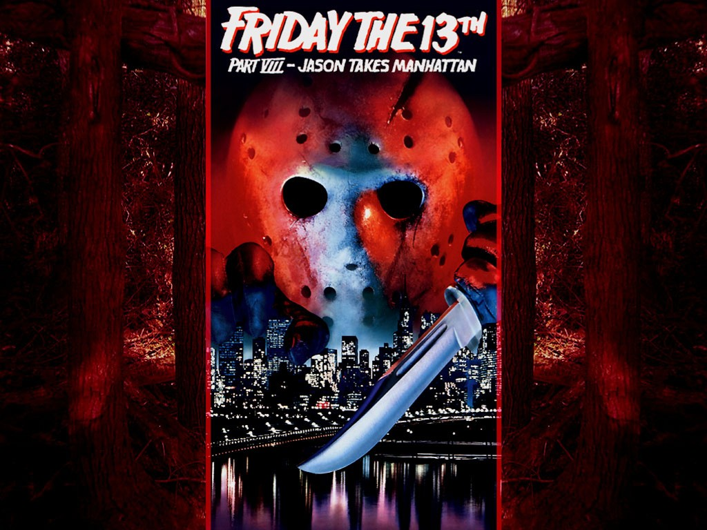 Movies Wallpaper: Friday the 13th - Part 8