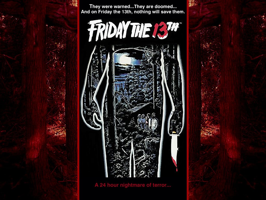 Movies Wallpaper: Friday the 13th