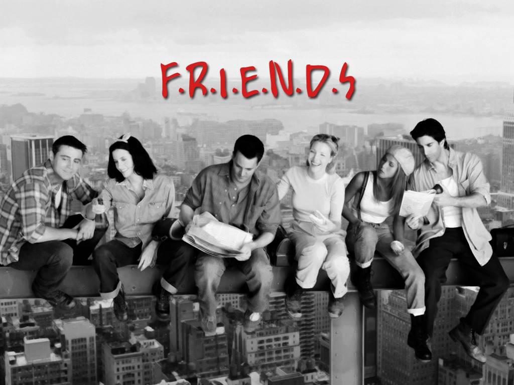 Movies Wallpaper: Friends
