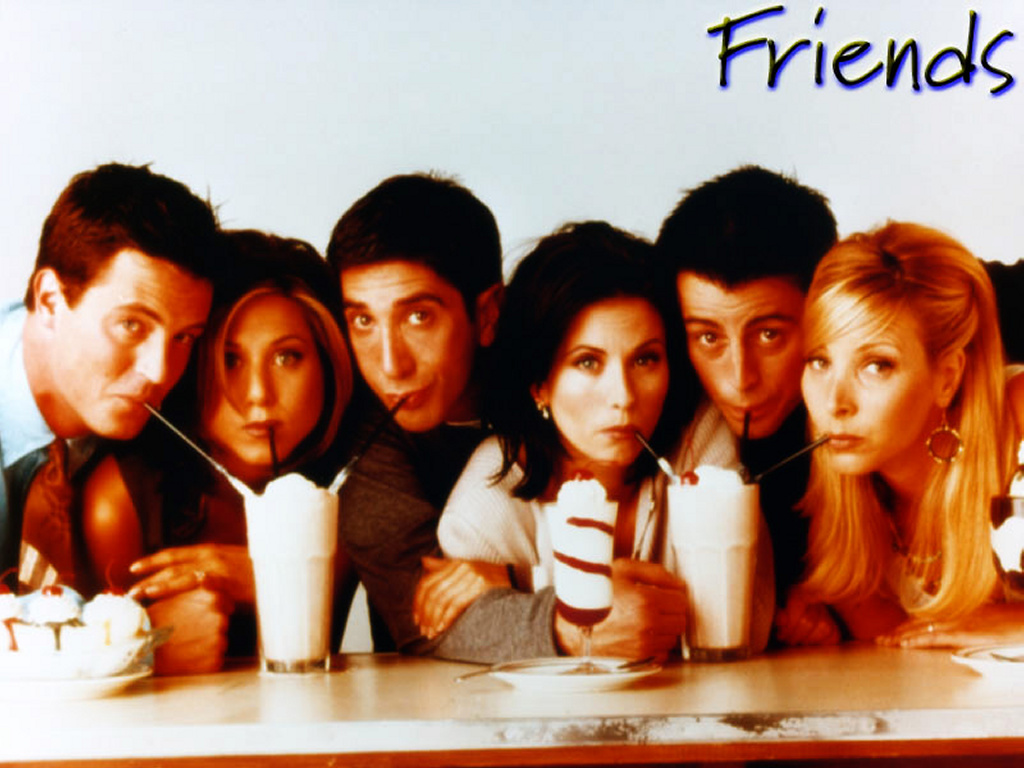 Movies Wallpaper: Friends