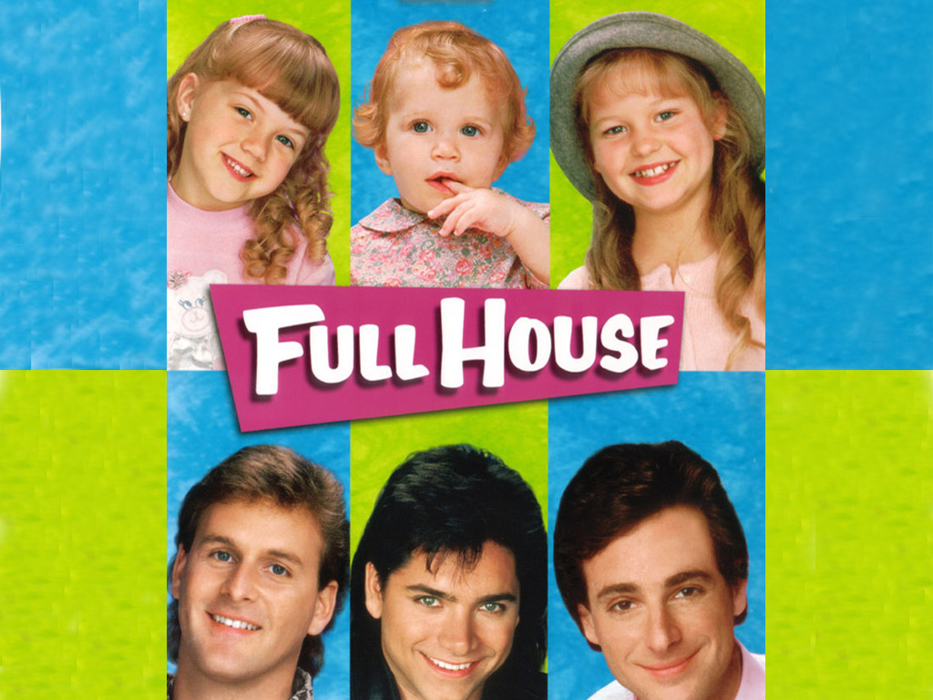 Movies Wallpaper: Full House