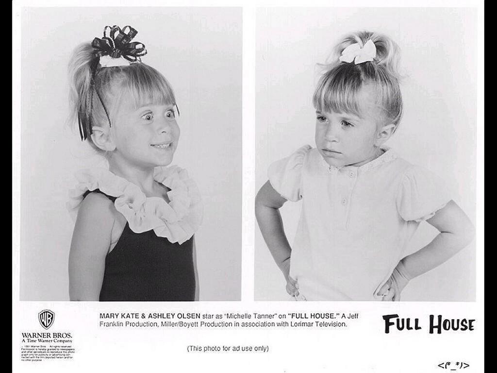 Movies Wallpaper: Full House - Olsen Twins