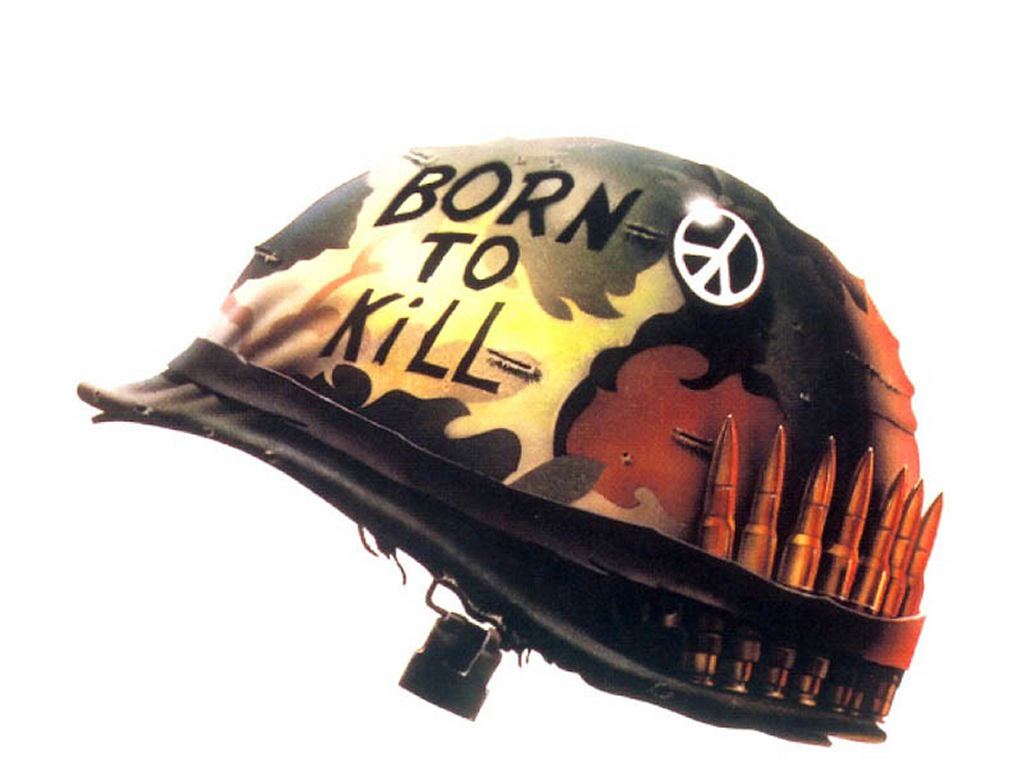Movies Wallpaper: Full Metal Jacket