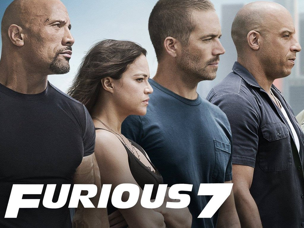 Movies Wallpaper: Furious 7