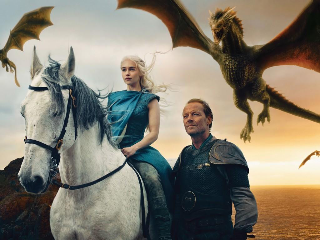 Movies Wallpaper: Game of Thrones - Daenerys