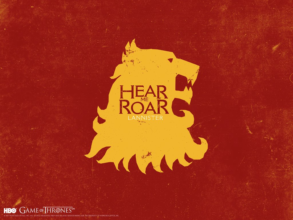 Movies Wallpaper: Game of Thrones - Lannister