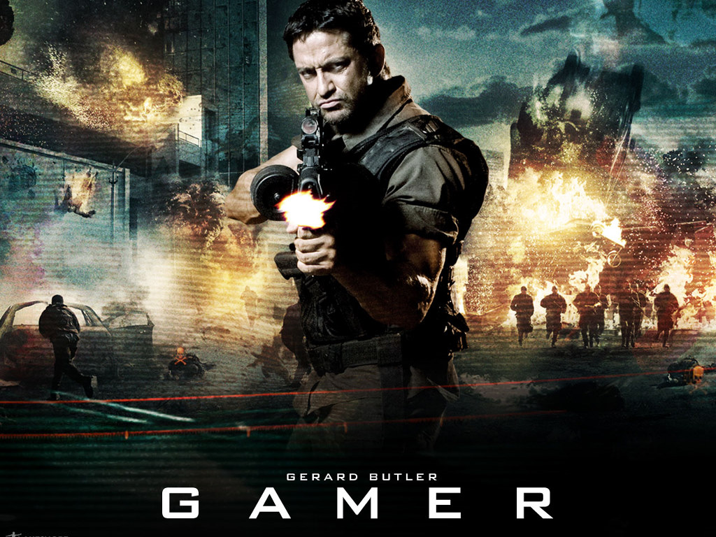 Movies Wallpaper: Gamer