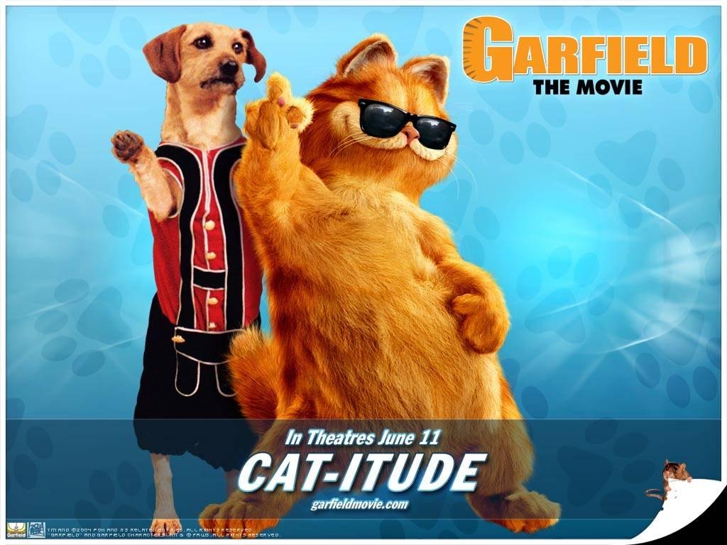 Movies Wallpaper: Garfield, the Movie