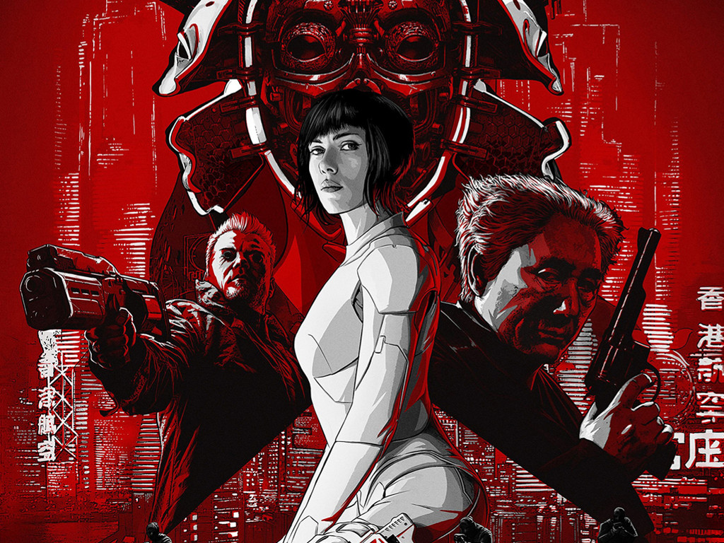 Movies Wallpaper: Ghost in the Shell