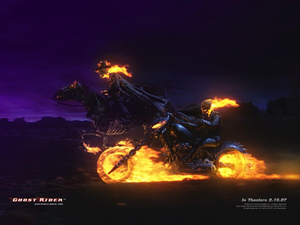 Movies Wallpaper: Ghost Rider