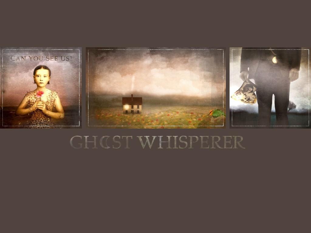 Movies Wallpaper: Ghost Whisperer