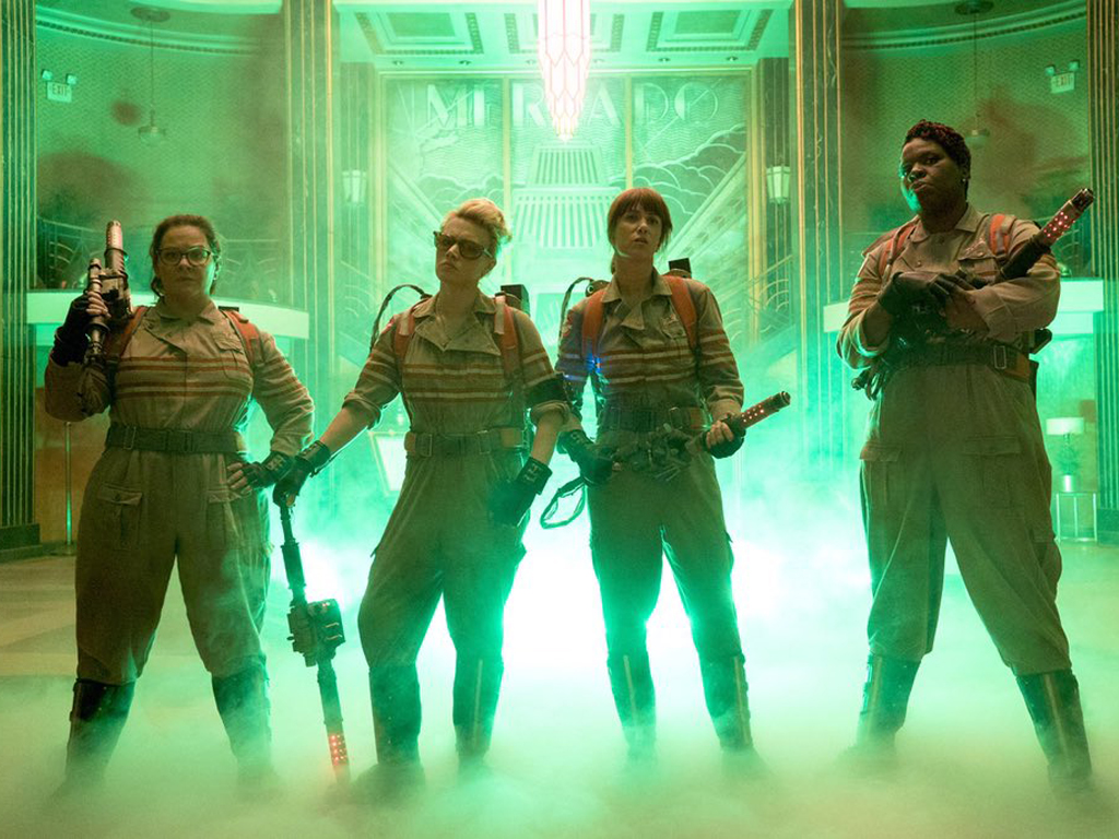Movies Wallpaper: Ghostbusters (2016)