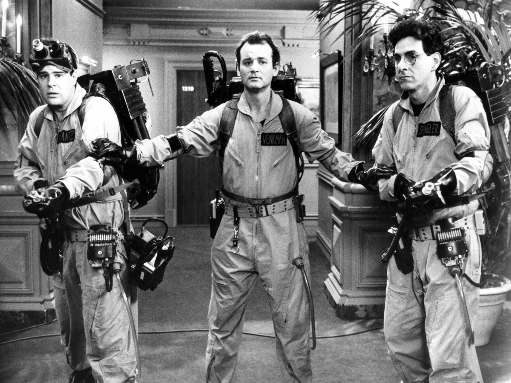 Movies Wallpaper: Ghostbusters
