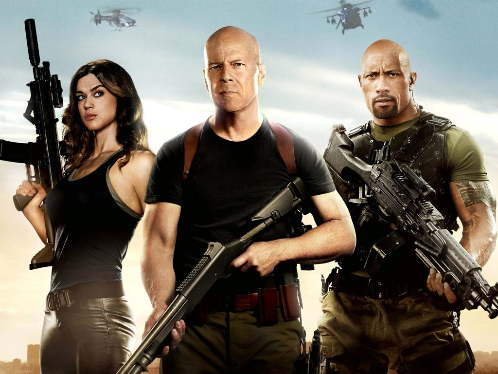 Movies Wallpaper: G.I. Joe - Retaliation