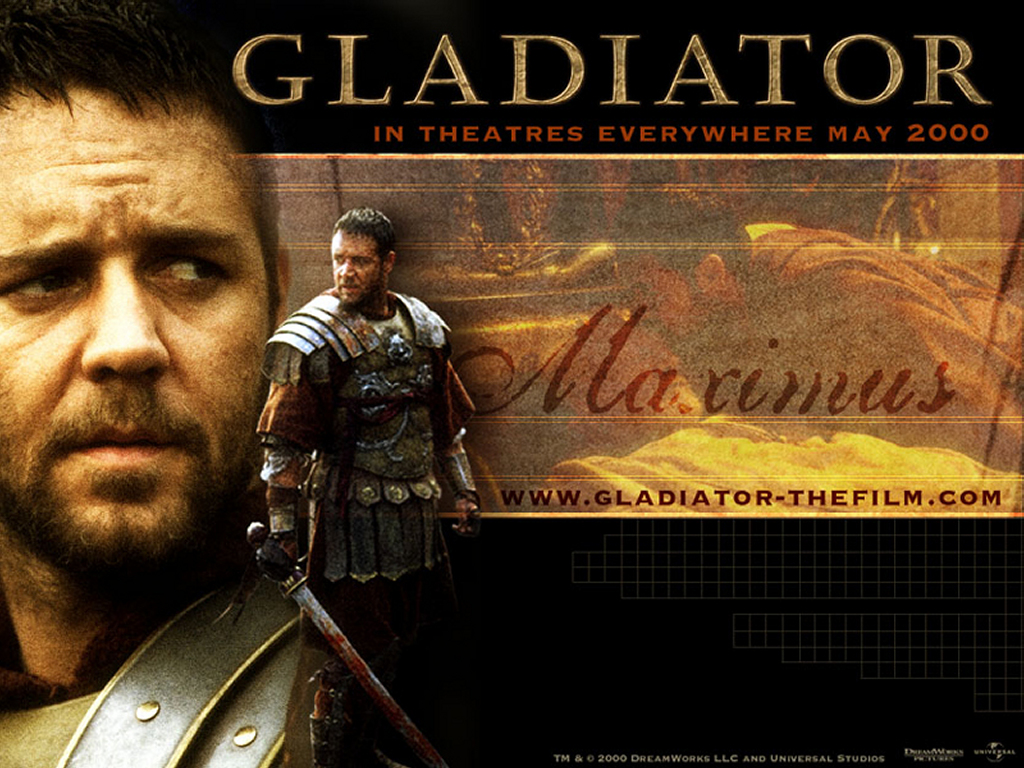 Movies Wallpaper: Gladiator