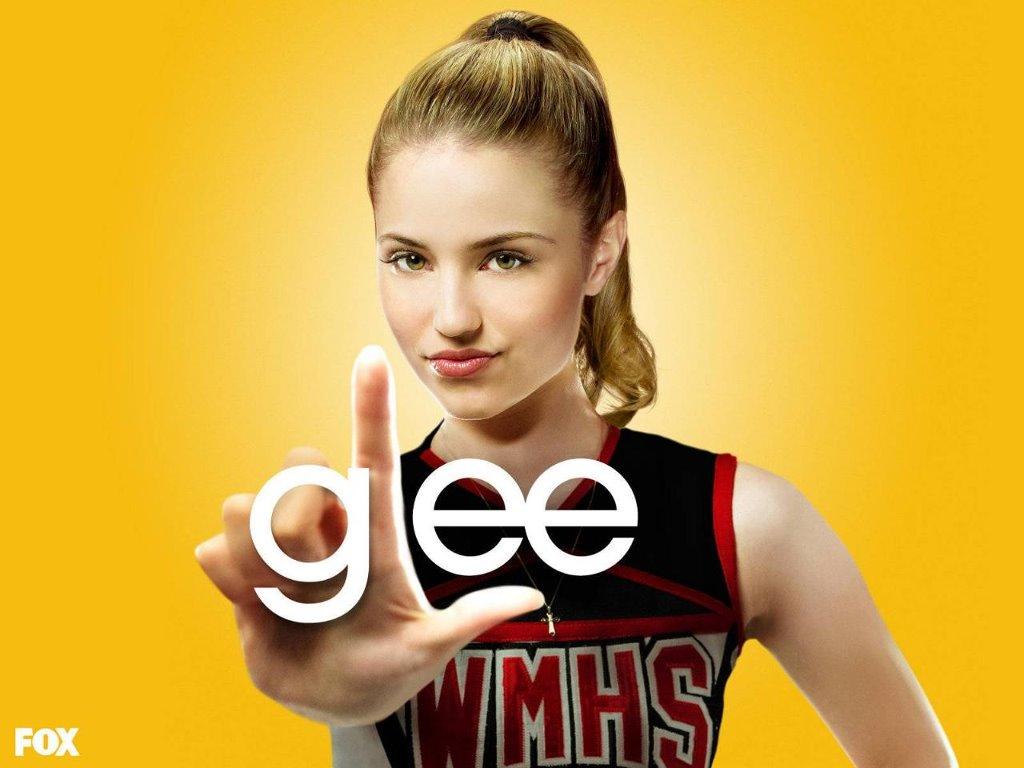 Movies Wallpaper: Glee