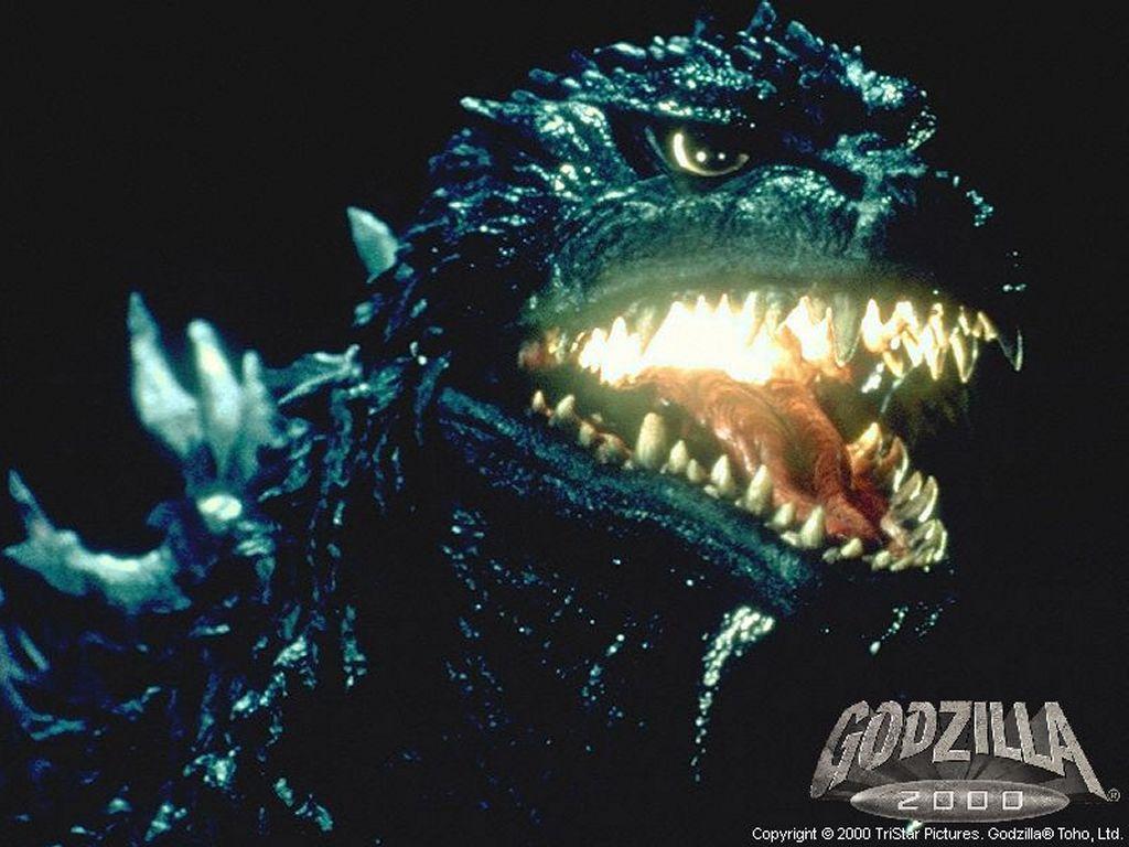 Movies Wallpaper: Godzilla 2000