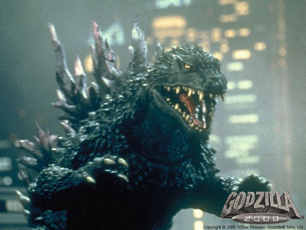 Movies Wallpaper: Godzilla 2000