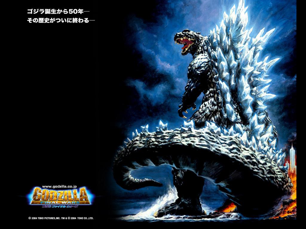 Movies Wallpaper: Godzilla - Final Wars