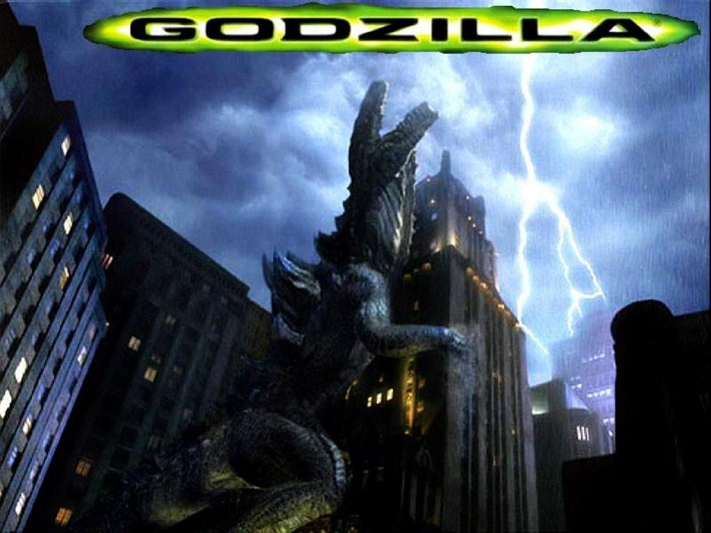 Movies Wallpaper: Godzilla