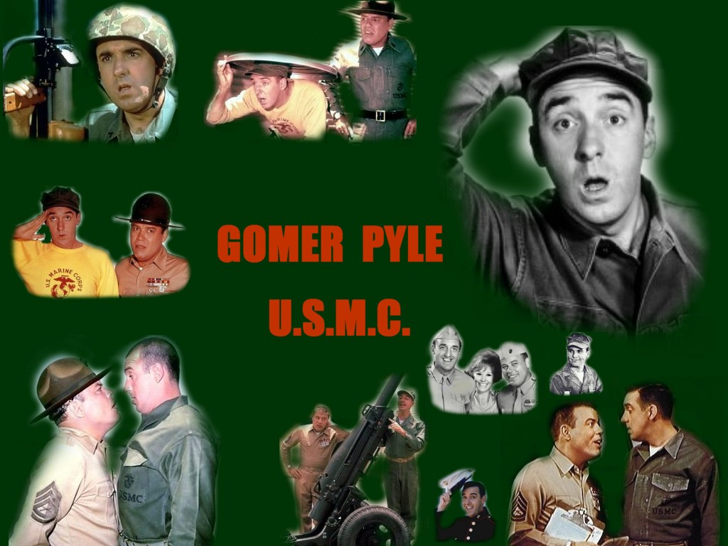 Movies Wallpaper: Gomer Pyle U.S.M.C.