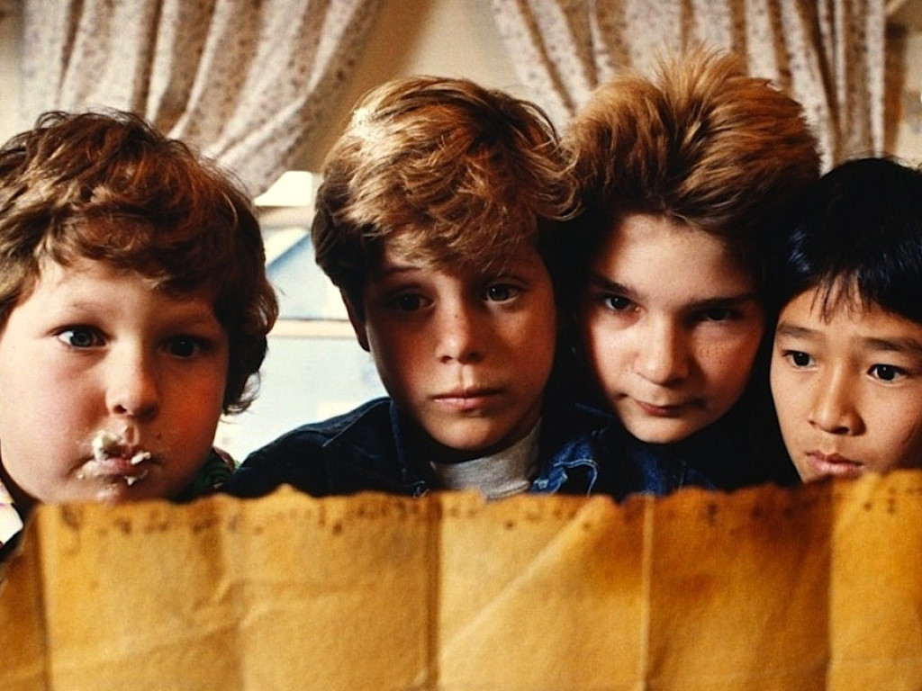 Movies Wallpaper: The Goonies
