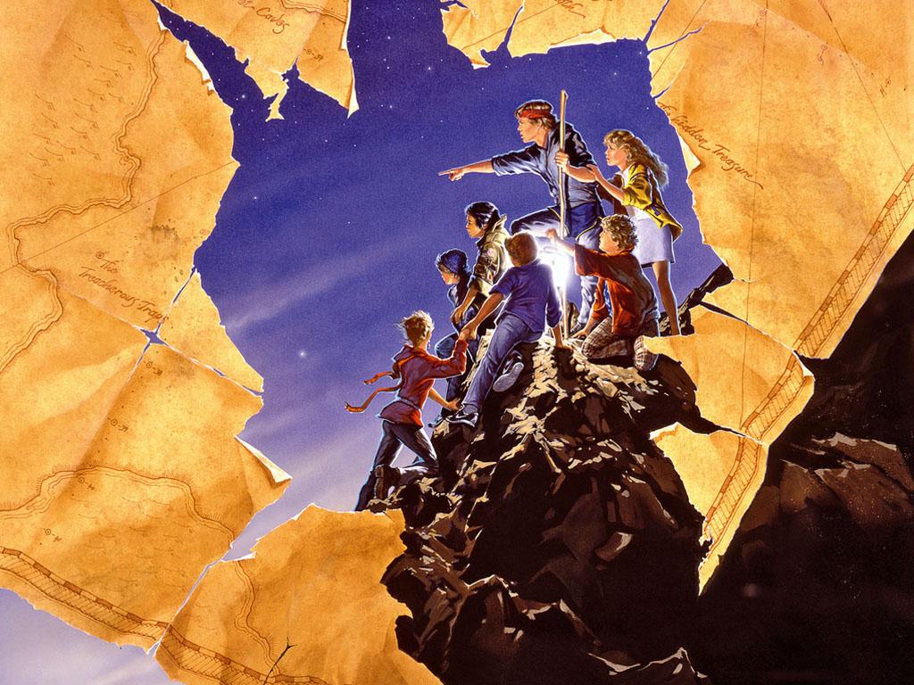Movies Wallpaper: The Goonies