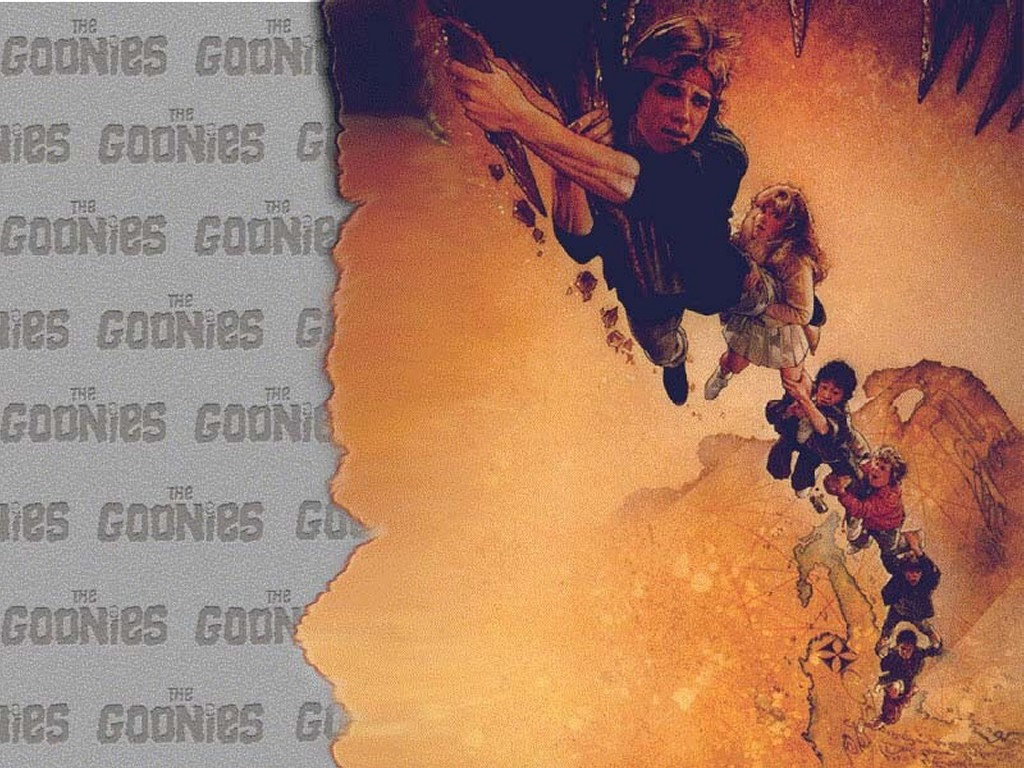 Movies Wallpaper: Goonies