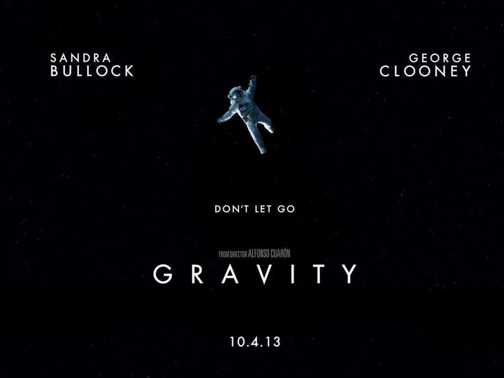 Movies Wallpaper: Gravity