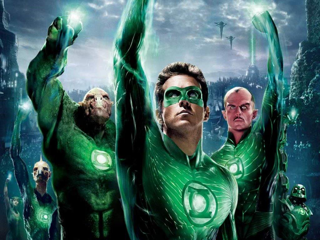 Movies Wallpaper: Green Lantern
