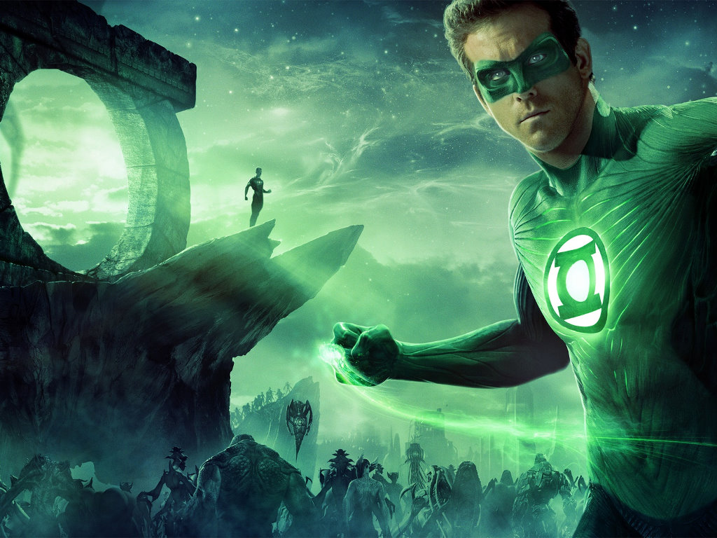 Movies Wallpaper: Green Lantern