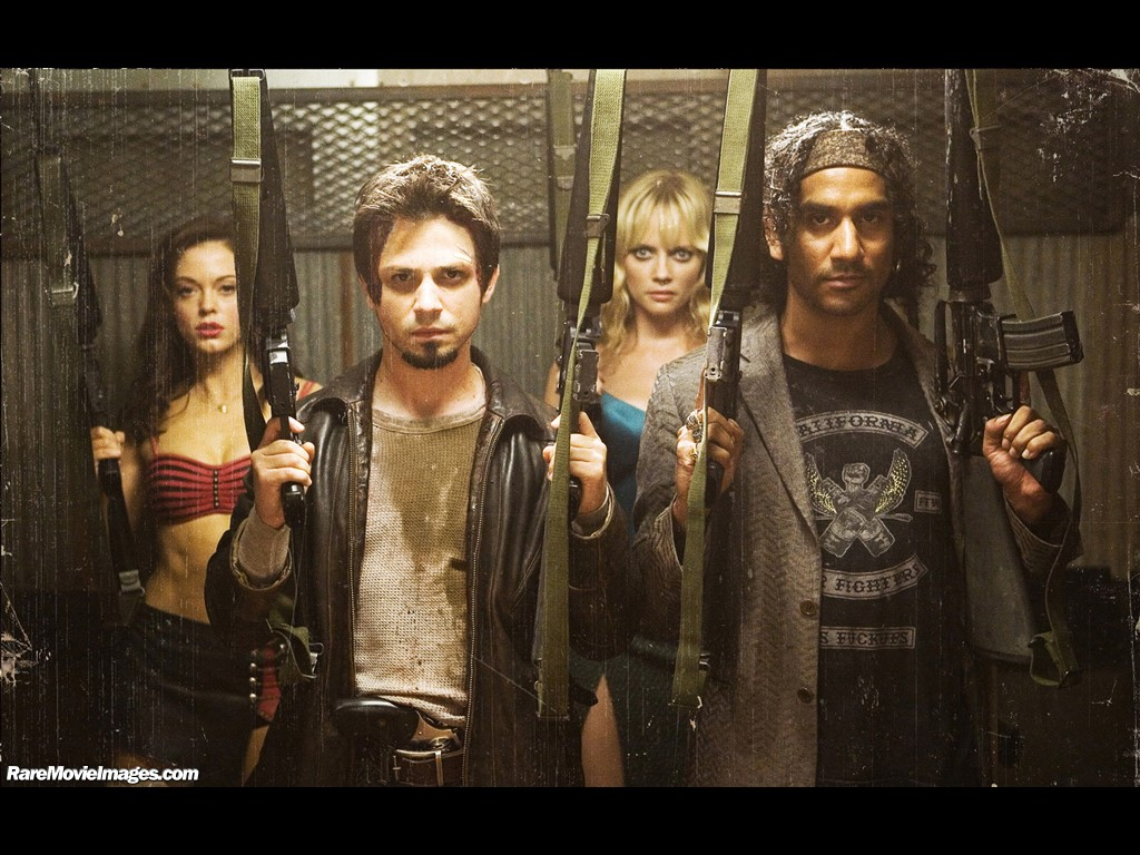 Movies Wallpaper: Grindhouse - Planet Terror