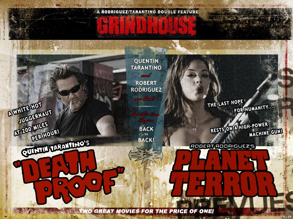 Movies Wallpaper: Grindhouse