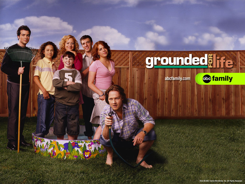 Movies Wallpaper: Grounded for Life